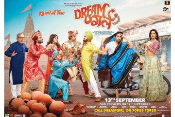 Dream Girl (2019) – Bollywood Movie
