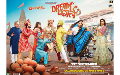 Dream Girl (2019) – Bollywood Movie