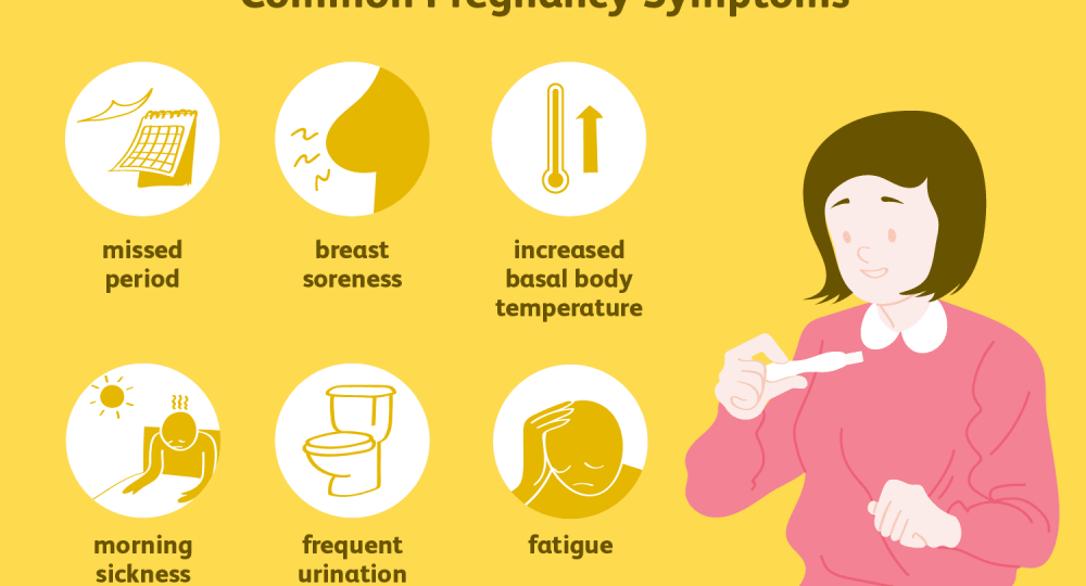 Know About The 21 Early Signs Of Pregnancy