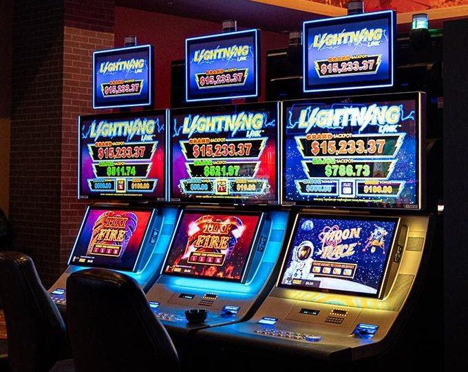 slots in an online casino