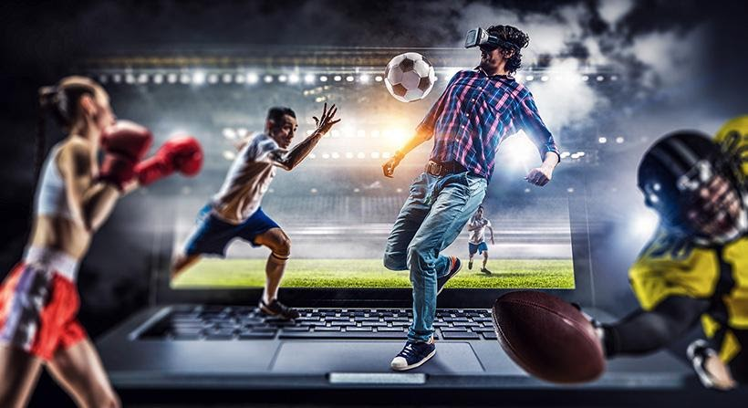 virtual sports rather than real
