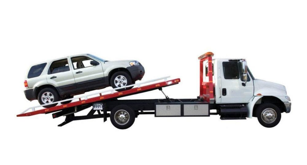 Towing Car company