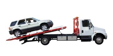 Towing Car