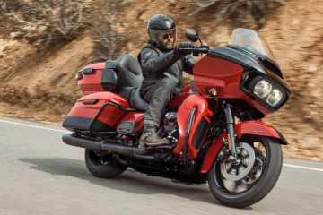 Best Motorcycle for Road Trips Around USA