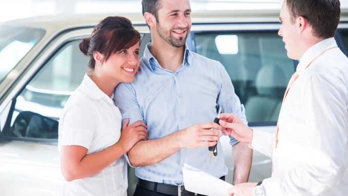 Good Credit Score for a First Time Car Buyer