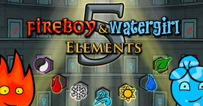 How to play Fireboy and Watergirl 5 - Know the details