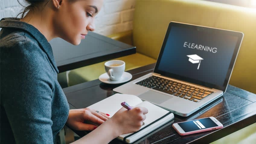 Distance Learning Tools Online Learning