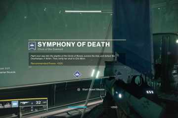 symphony of death destiny 2