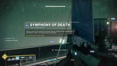 symphony of death destiny 2
