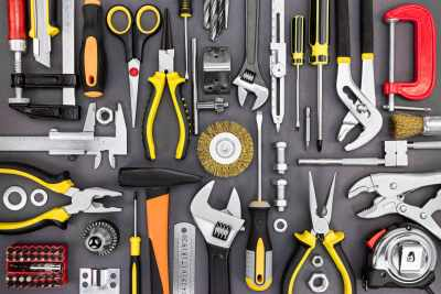 Power Tools in projects
